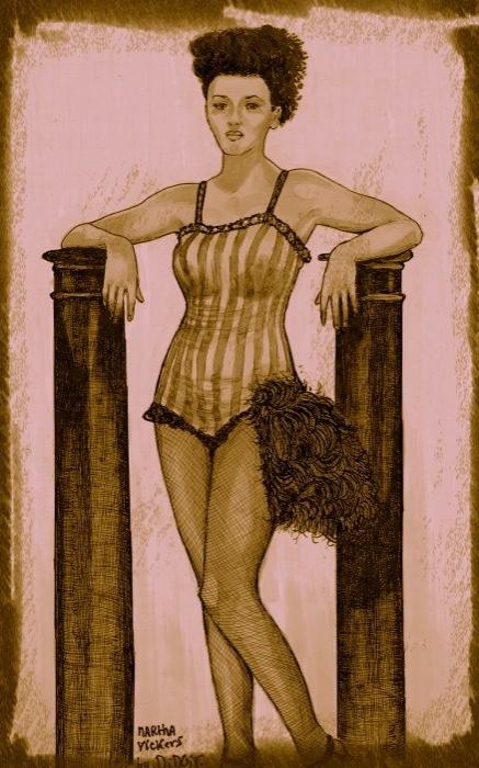 Martha Vickers by didgiv